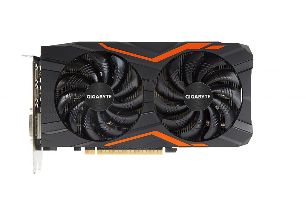 Hackintosh Graphics Card - Gigabyte GeForce GTX 1050 Ti Gaming Graphics Card