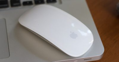 Magic Mouse Mac Gestures