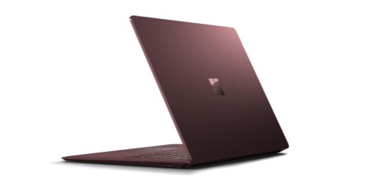 Microsoft Surface by Sir Jony Ive
