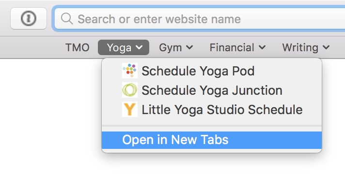 Open in New Tabs
