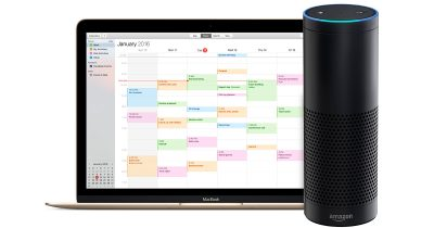 Amazon's Alexa adds support for Apple's iCloud synced Calendar