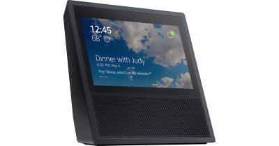 Amazon Echo Show with display and video camera