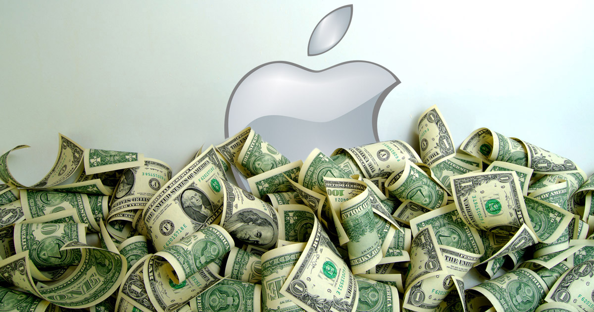 Apple Cash Holdings Could Lead to Emulating General Electric