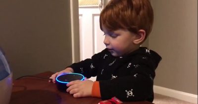 Alexa or Siri might have to report child abuse
