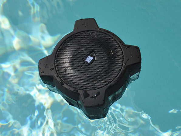G-DROP Submersible Bluetooth Speaker: $46.99