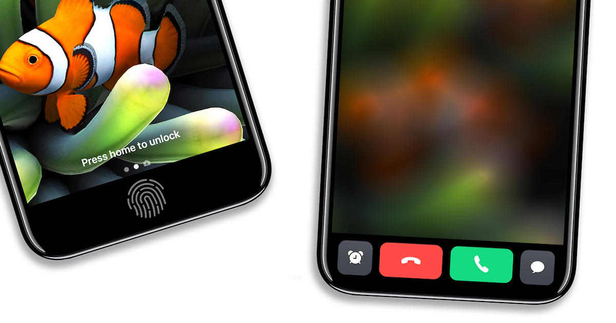 iPhone 8 Function Area