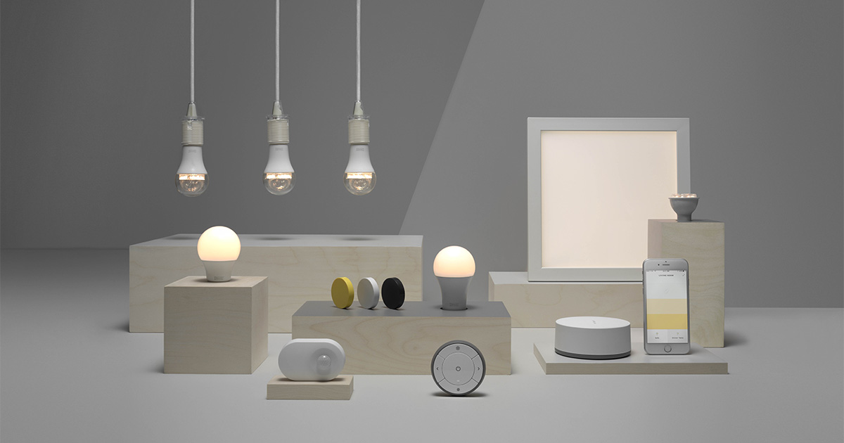 IKEA's Low-Cost Smart Lights Will Support HomeKit
