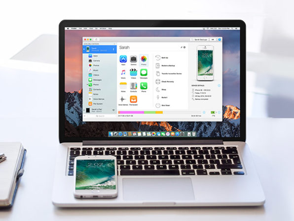 iMazing 2 Universal License for Mac and Windows: $24.99
