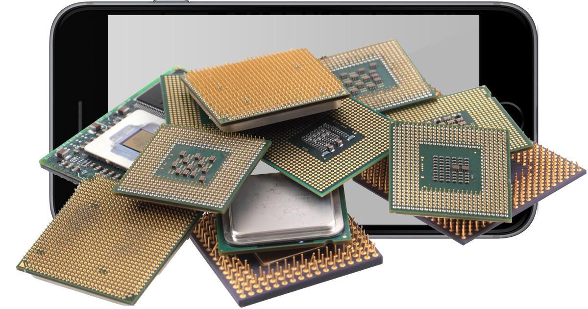 iPhone modem chips from MediaTek