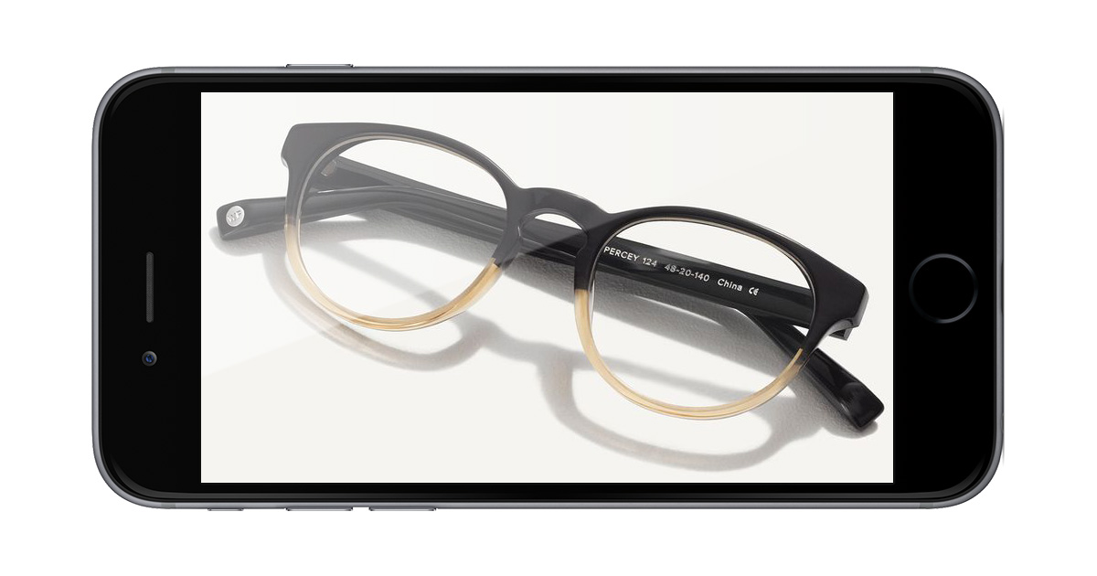 Warby Parker Prescription Check iPhone app checks your vision without an optometrist visit