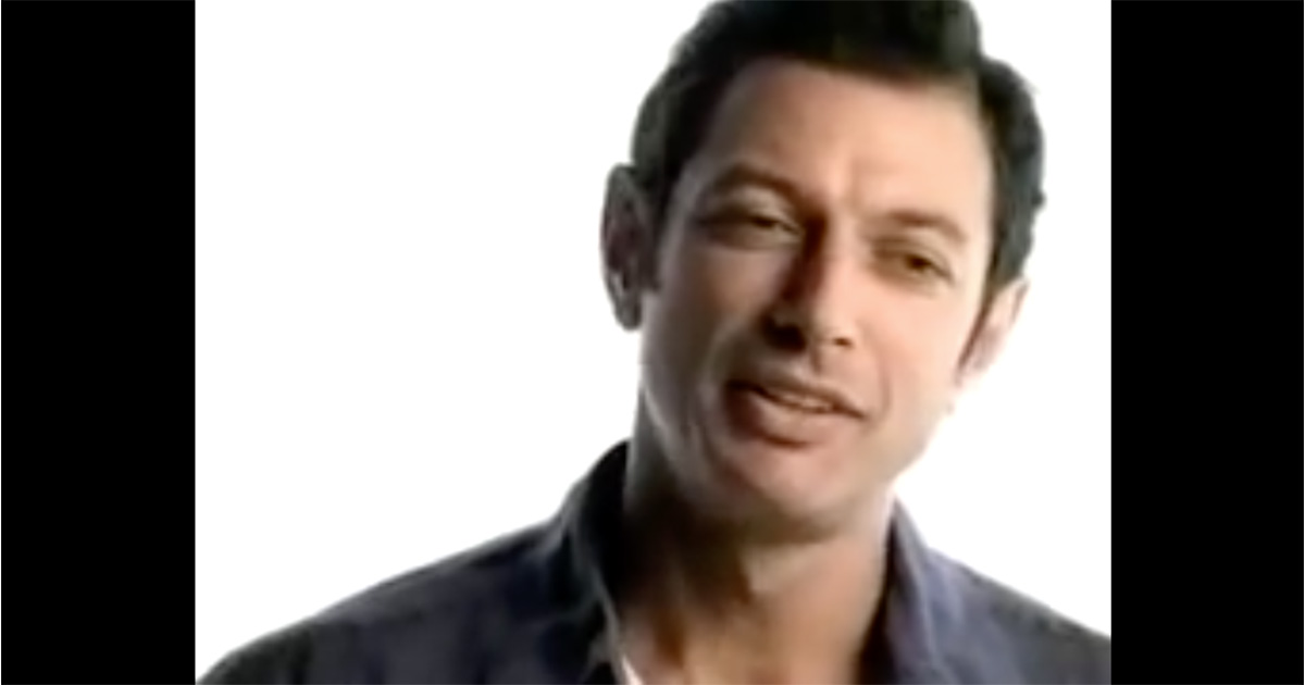Jeff Goldblum Could've Been Siri