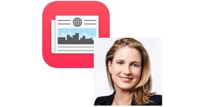 Lauren Kern at Apple News