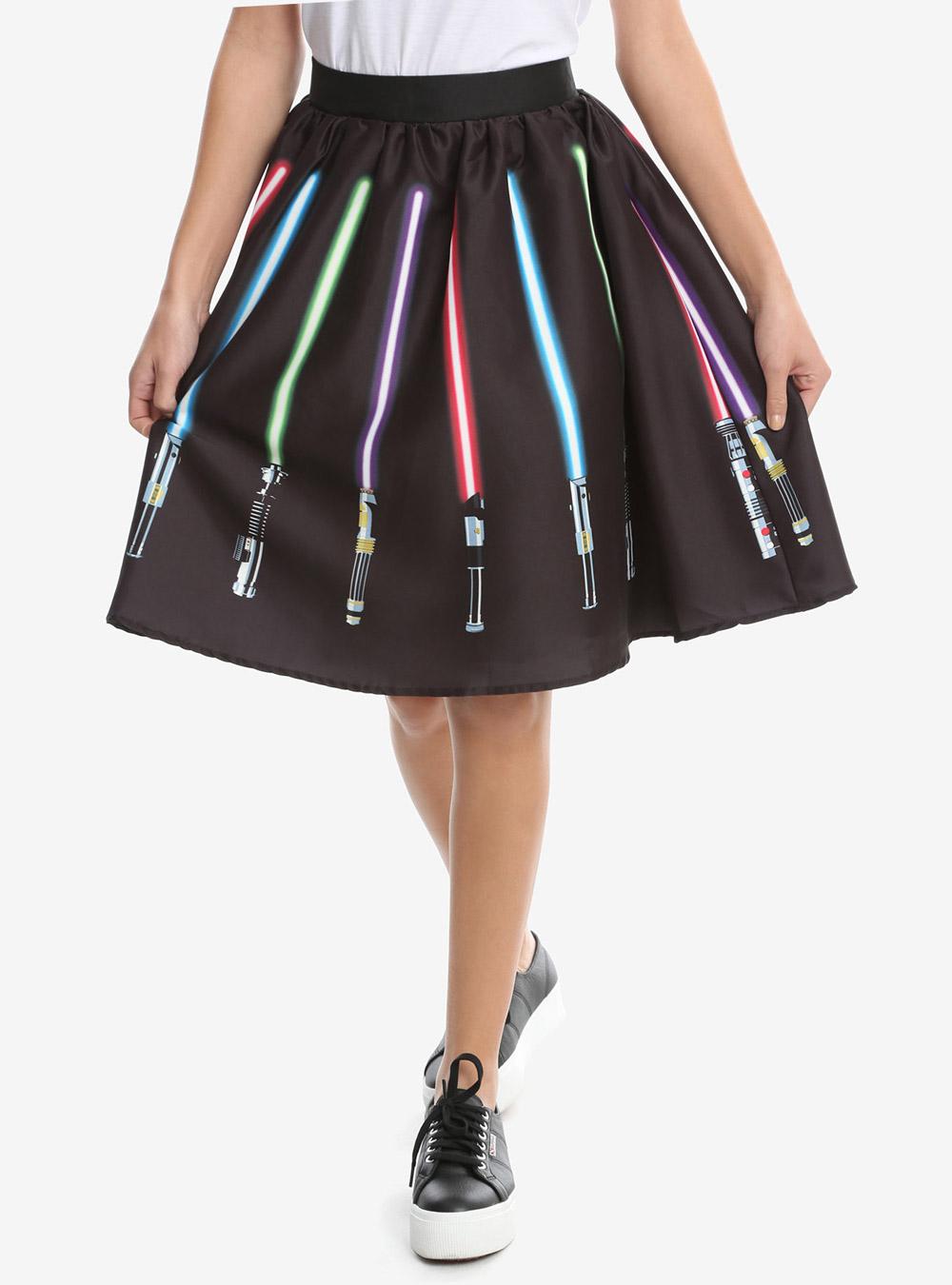 Light Saber Skirt
