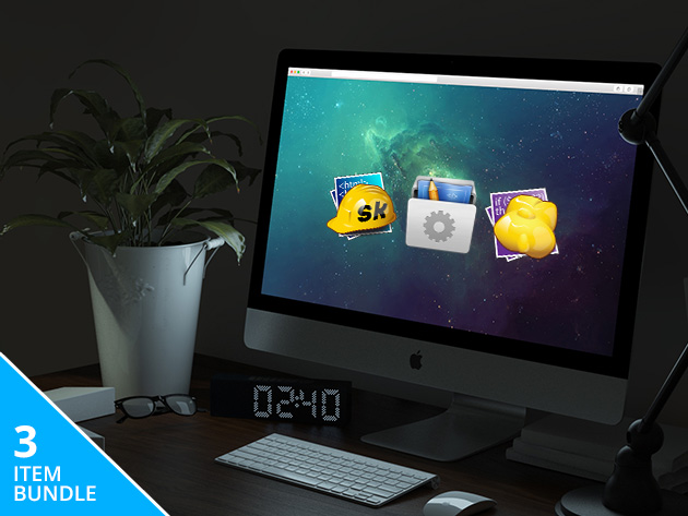 Three Mac Apps for Website Developers : $14.99