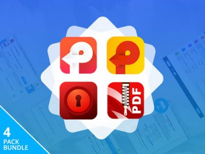 The Mac PDF Processing Bundle