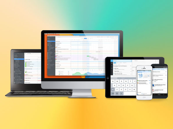 Pagico Interactive Flowchart App for Mac: $19.99
