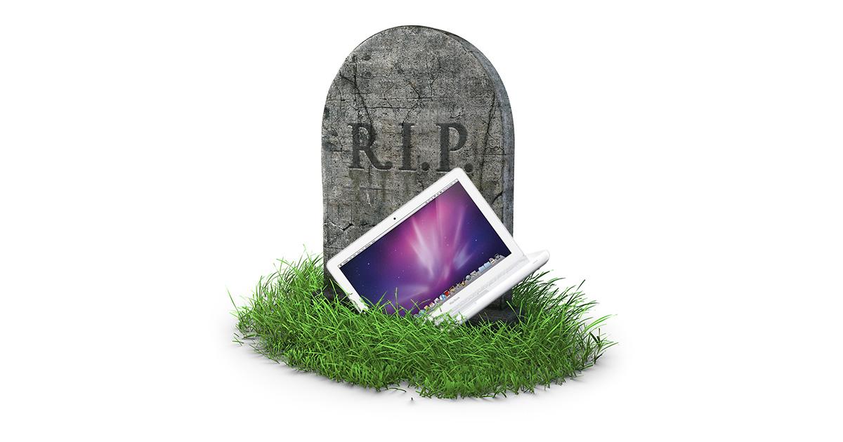 Apple declares 2010 polycarbonate MacBook obsolete