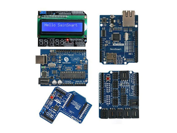 SainSmart UNO for Arduino: $53.99