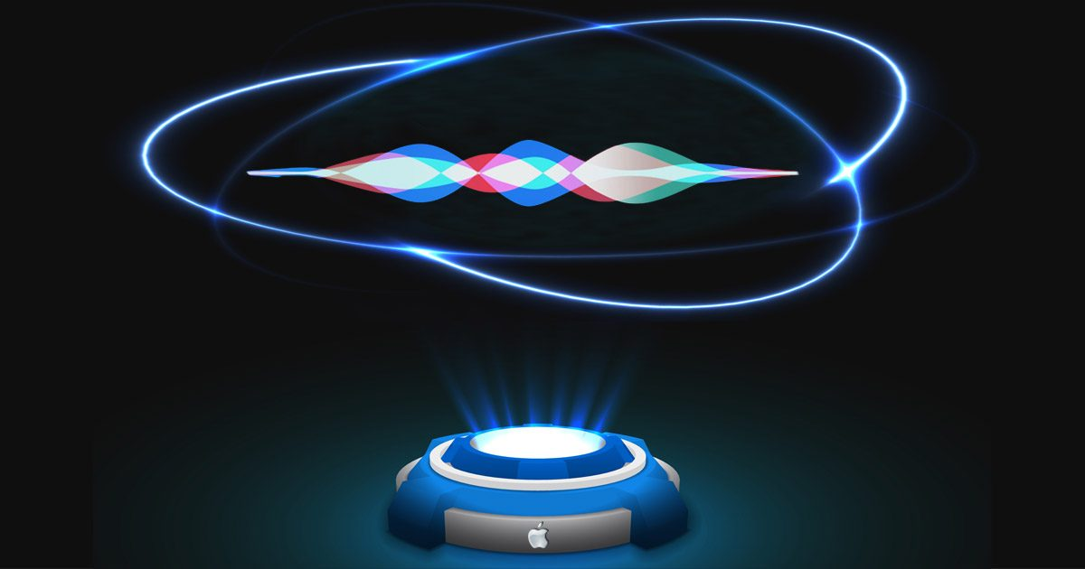 Can Siri be the answer to Amazon Alexa?