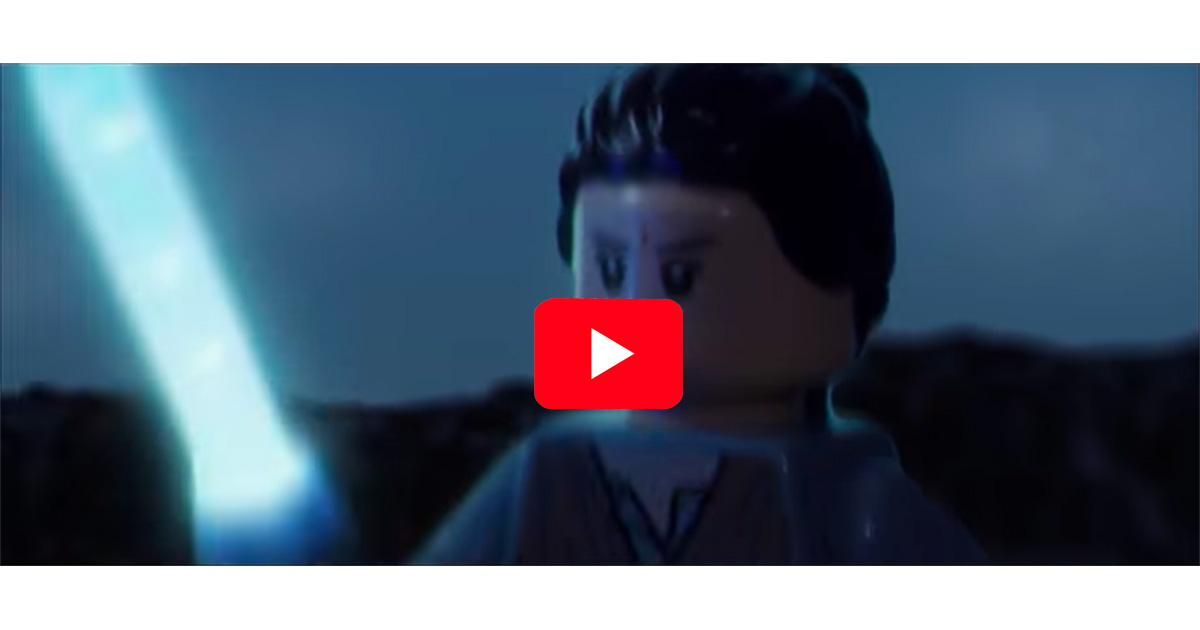 The Last Jedi Trailer In Lego Is The Star Wars We Want