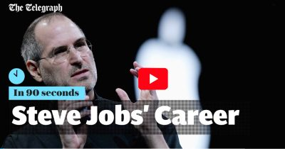 Steve Jobs's Career