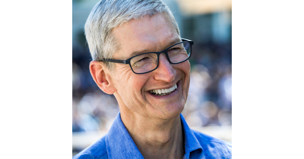 Tim Cook Charity Auction Raises Record $688K