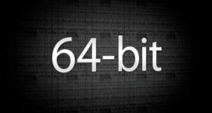 64-bit from Apple Keynote