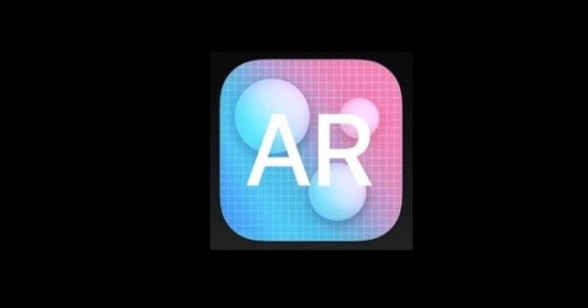 AR Logo from Apple.