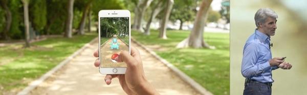 Pokemon put AR on center stage,