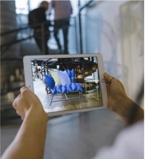 Ikea demo of AR