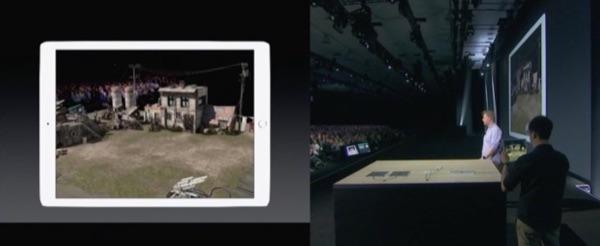 WWDC Keynote demo