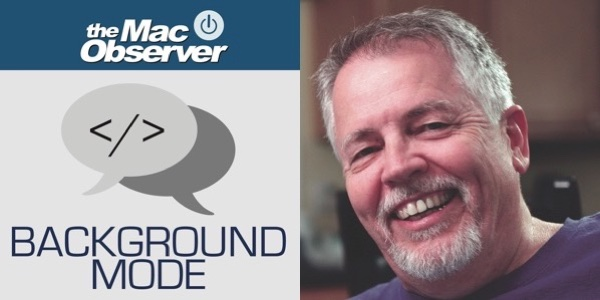 Doc Searls on Background Mode