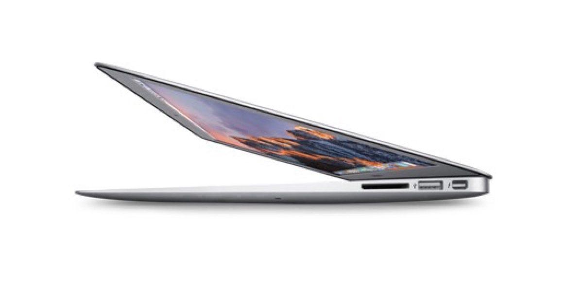 2017 MacBook Air