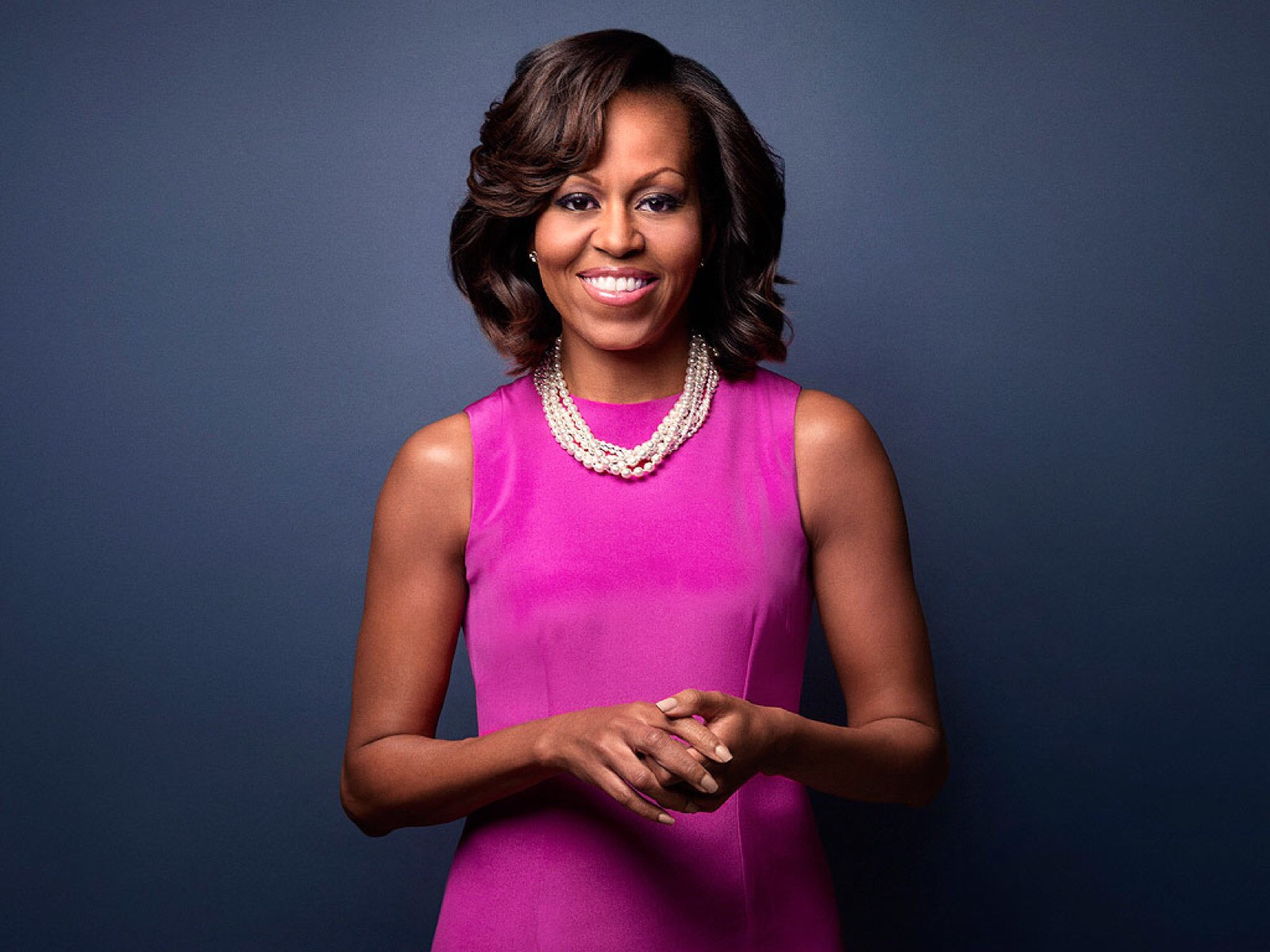 Image of Michelle Obama.