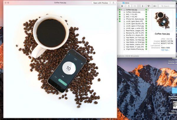 Quick look in Finder - hidden macOS features
