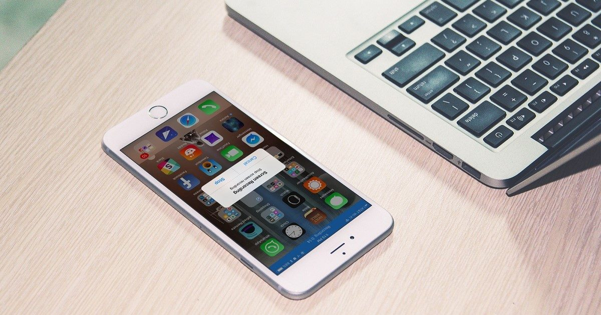 Record your iPhone Screen
