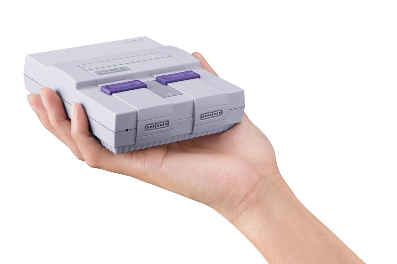 Nintendo Bringing Back Retro Games with Mini SNES Classic