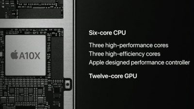 apple a10x soc