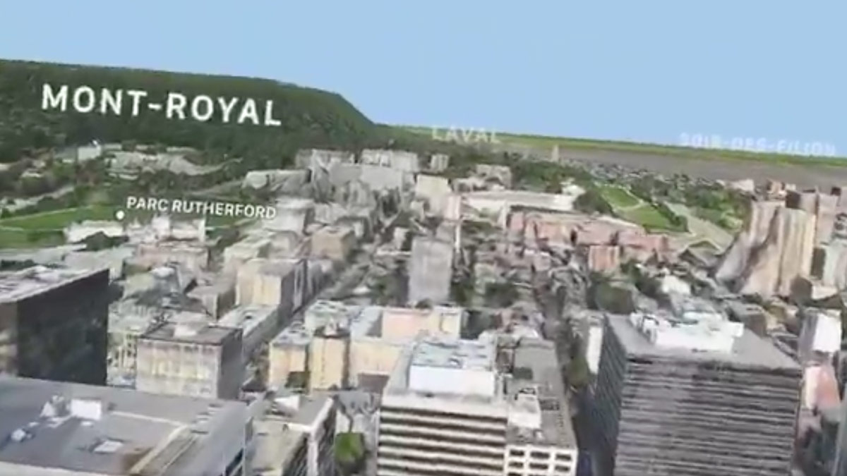 VR Apple Maps in iOS 11