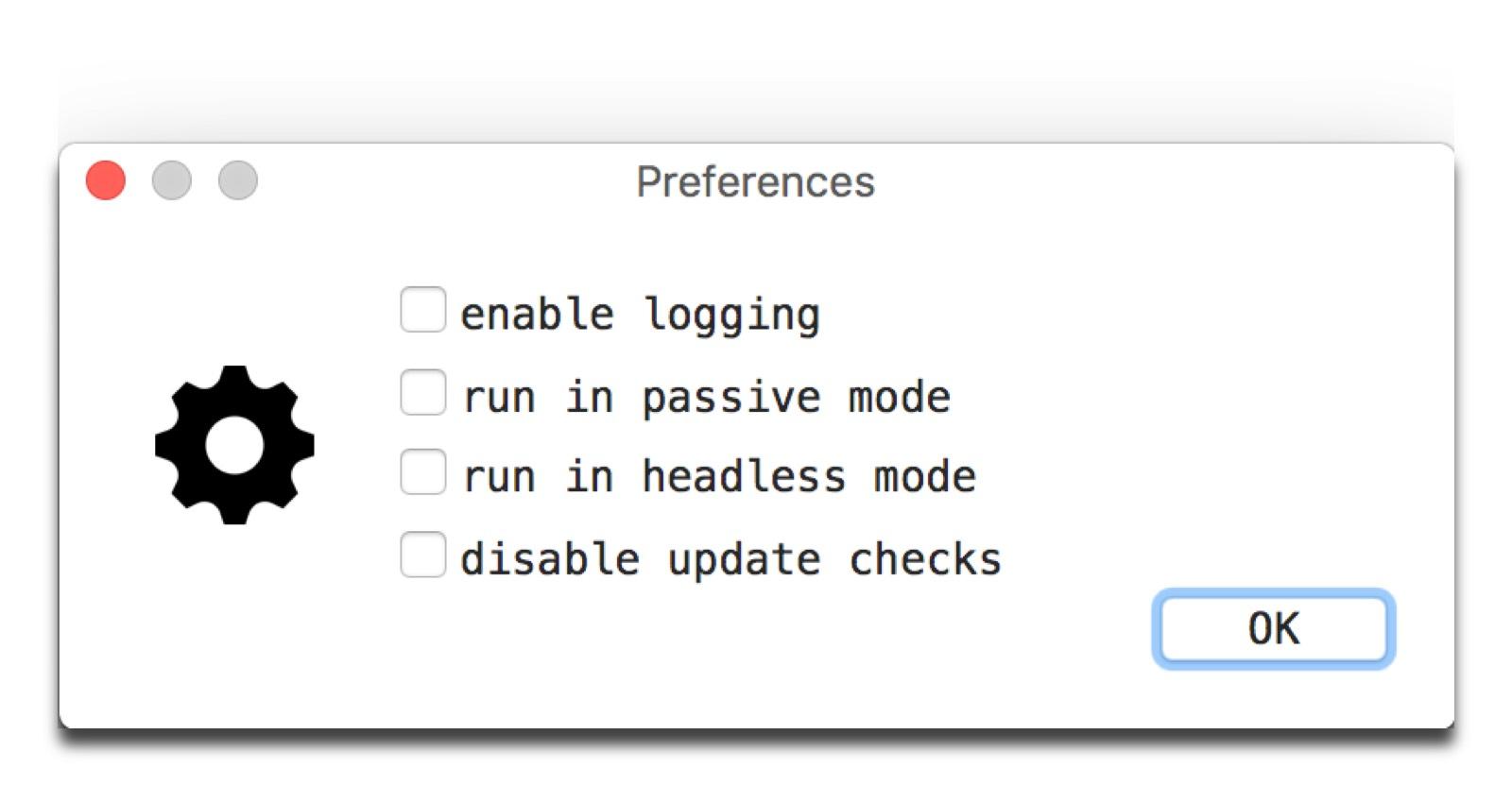 Screenshot of BlockBlock, one of five Mac security tools we recommend.