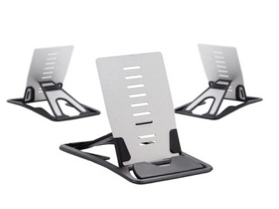 Credit Card Sized Smartphone and Tablet Stand: 3-Pack