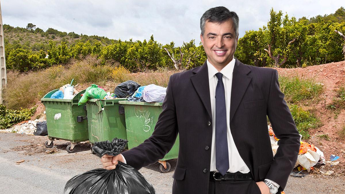 eddy cue take out trash
