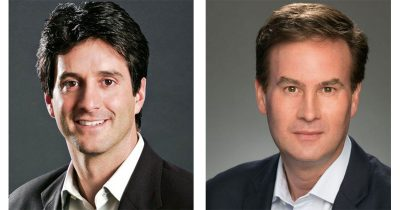 Jamie Erlicht and Zack Van Amburg running Apple Music's original TV content