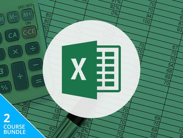 Microsoft Excel Specialist Certification Bundle: $19