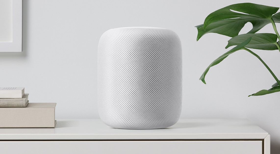 Reinvent home music with HomePod