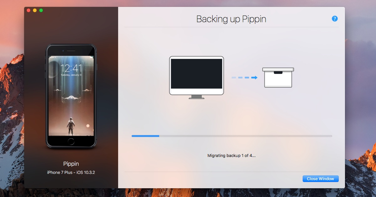 Get Time Machine on Your iPhone With iMazing Mini