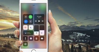 iOS 11 on the iPhone