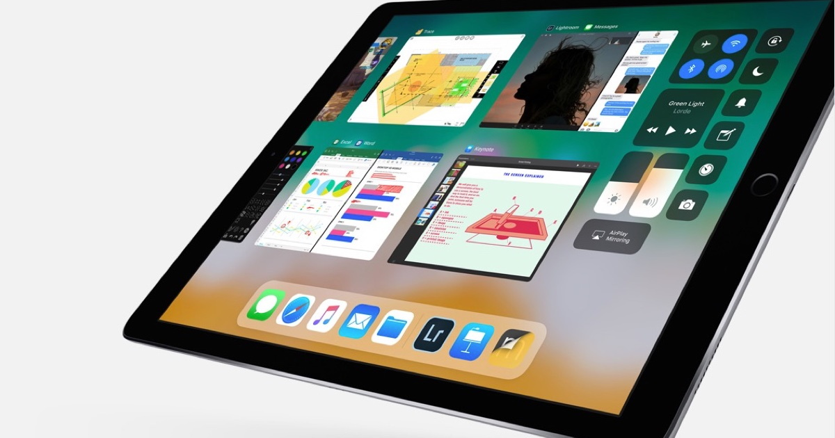 At Last, iOS 11 Steals Ideas From macOS