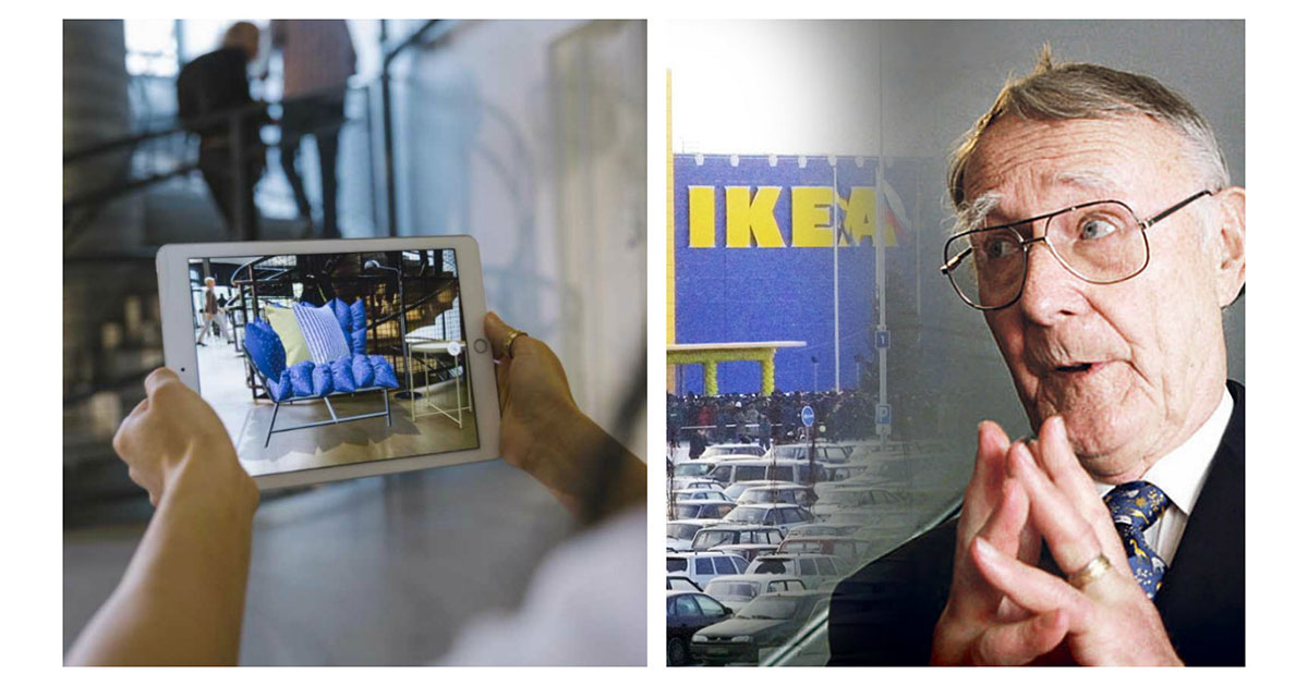 Ikea Wants You to Shop for Furniture with AR in iOS 11