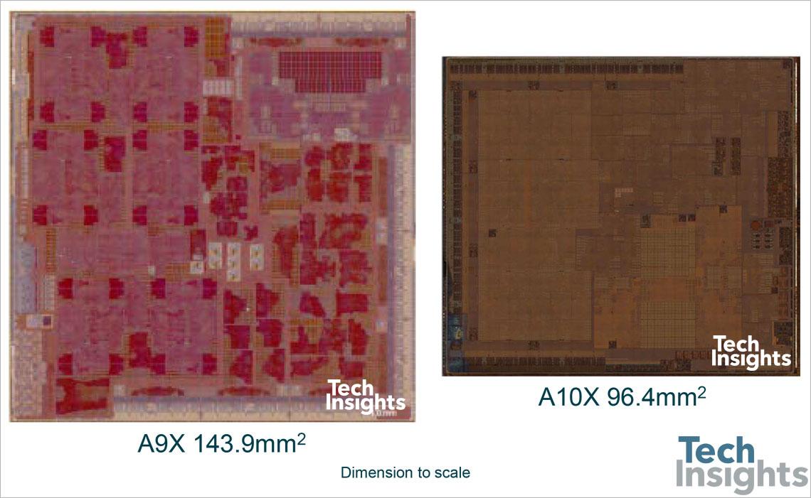 ipad a9x vs a10x